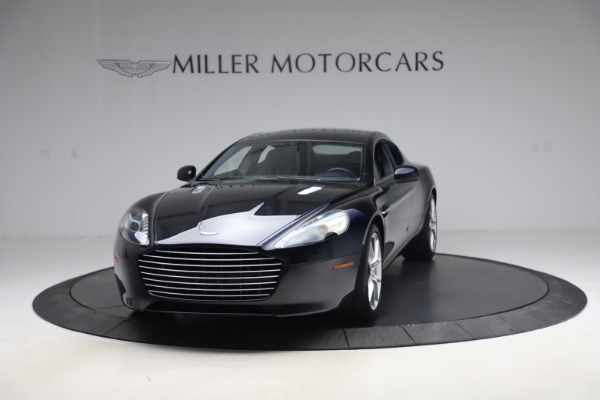 Used 2016 Aston Martin Rapide S Sedan for sale $123,900 at Maserati of Westport in Westport CT 06880 12