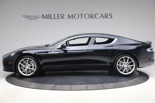 Used 2016 Aston Martin Rapide S Sedan for sale $123,900 at Maserati of Westport in Westport CT 06880 2