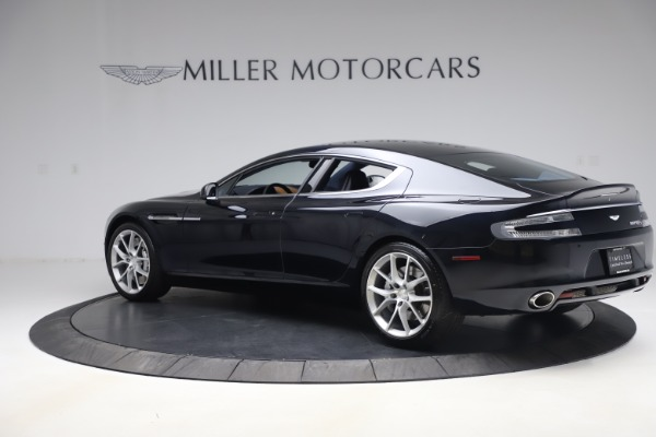 Used 2016 Aston Martin Rapide S Sedan for sale $123,900 at Maserati of Westport in Westport CT 06880 3