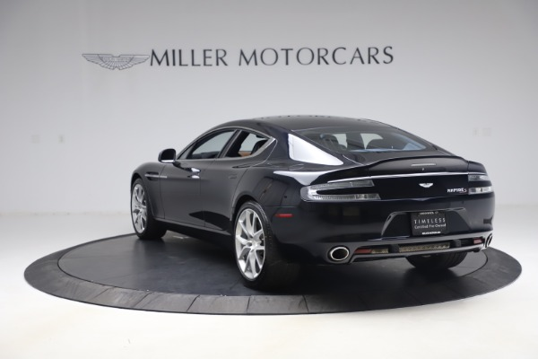 Used 2016 Aston Martin Rapide S Sedan for sale $123,900 at Maserati of Westport in Westport CT 06880 4