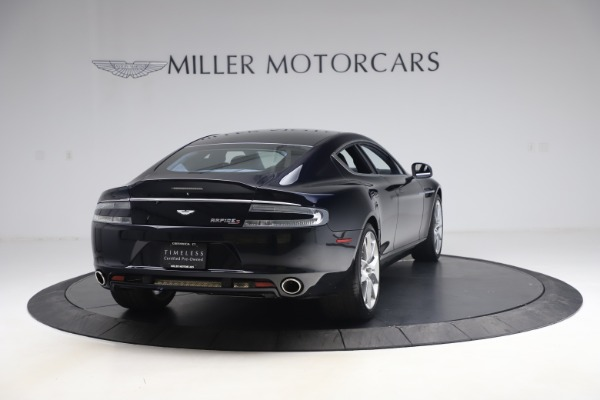 Used 2016 Aston Martin Rapide S Sedan for sale $123,900 at Maserati of Westport in Westport CT 06880 6
