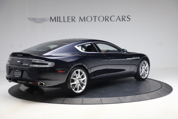 Used 2016 Aston Martin Rapide S Sedan for sale $123,900 at Maserati of Westport in Westport CT 06880 7