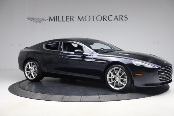Used 2016 Aston Martin Rapide S Sedan for sale $123,900 at Maserati of Westport in Westport CT 06880 8