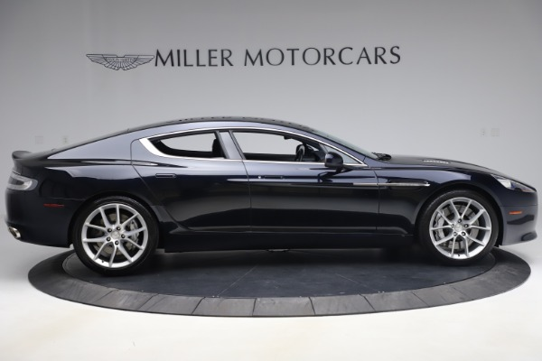 Used 2016 Aston Martin Rapide S Sedan for sale $123,900 at Maserati of Westport in Westport CT 06880 9