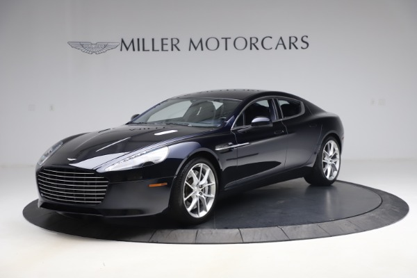 Used 2016 Aston Martin Rapide S for sale $123,900 at Maserati of Westport in Westport CT 06880 1