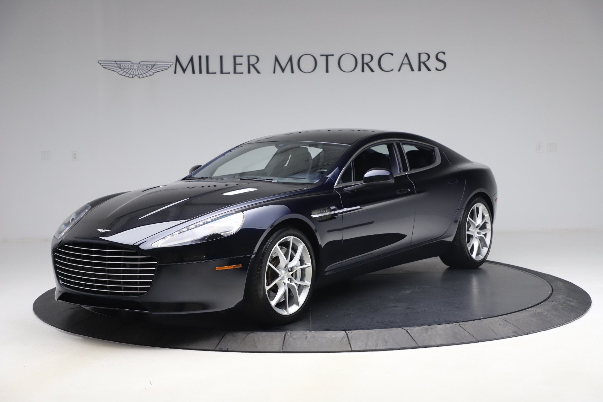 Used 2016 Aston Martin Rapide S Sedan for sale $123,900 at Maserati of Westport in Westport CT 06880 1