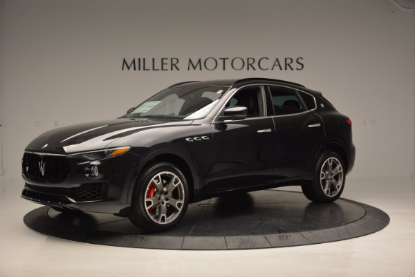 New 2017 Maserati Levante for sale Sold at Maserati of Westport in Westport CT 06880 2