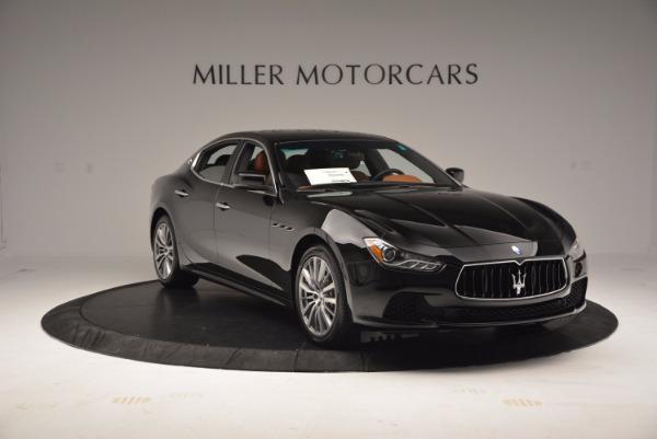 New 2017 Maserati Ghibli SQ4 for sale Sold at Maserati of Westport in Westport CT 06880 11