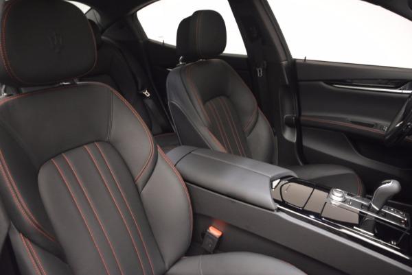 New 2017 Maserati Ghibli SQ4 for sale Sold at Maserati of Westport in Westport CT 06880 20