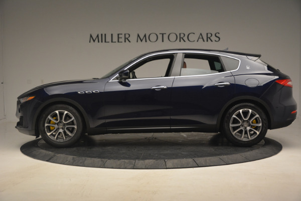New 2017 Maserati Levante for sale Sold at Maserati of Westport in Westport CT 06880 3