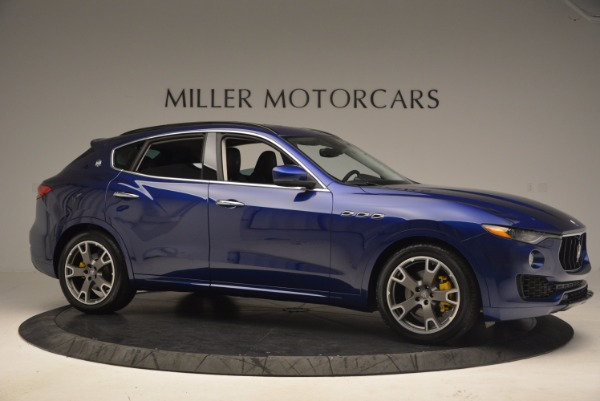 Used 2017 Maserati Levante for sale Sold at Maserati of Westport in Westport CT 06880 10