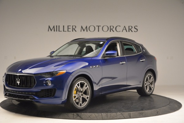 Used 2017 Maserati Levante for sale Sold at Maserati of Westport in Westport CT 06880 2