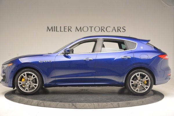 Used 2017 Maserati Levante for sale Sold at Maserati of Westport in Westport CT 06880 3