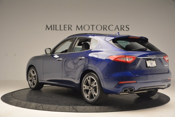 Used 2017 Maserati Levante for sale Sold at Maserati of Westport in Westport CT 06880 5