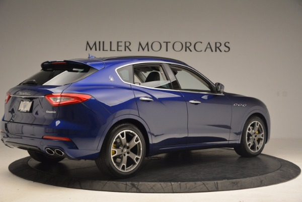 Used 2017 Maserati Levante for sale Sold at Maserati of Westport in Westport CT 06880 8