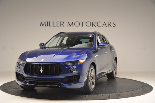 Used 2017 Maserati Levante for sale Sold at Maserati of Westport in Westport CT 06880 1