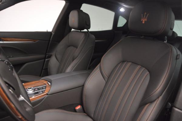 New 2017 Maserati Levante for sale Sold at Maserati of Westport in Westport CT 06880 13