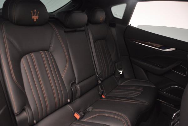 New 2017 Maserati Levante for sale Sold at Maserati of Westport in Westport CT 06880 22