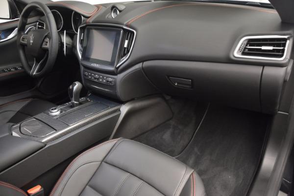 Used 2017 Maserati Ghibli S Q4 for sale $44,900 at Maserati of Westport in Westport CT 06880 19