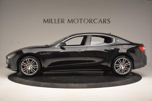 Used 2017 Maserati Ghibli S Q4 for sale $44,900 at Maserati of Westport in Westport CT 06880 2