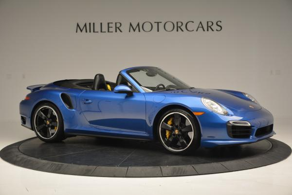 Used 2014 Porsche 911 Turbo S for sale Sold at Maserati of Westport in Westport CT 06880 11