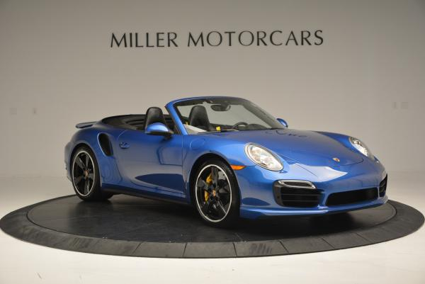 Used 2014 Porsche 911 Turbo S for sale Sold at Maserati of Westport in Westport CT 06880 12
