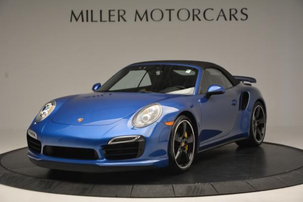 Used 2014 Porsche 911 Turbo S for sale Sold at Maserati of Westport in Westport CT 06880 13