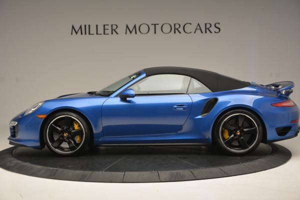 Used 2014 Porsche 911 Turbo S for sale Sold at Maserati of Westport in Westport CT 06880 14