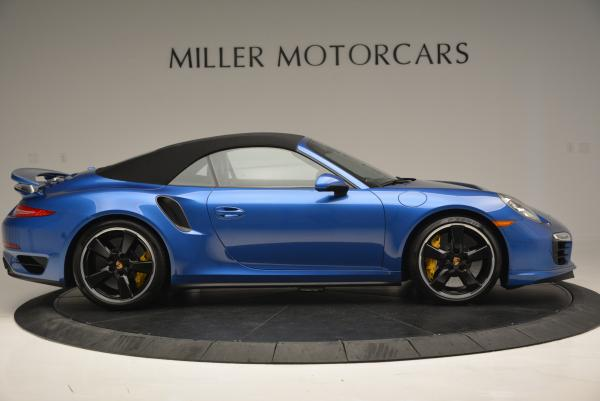 Used 2014 Porsche 911 Turbo S for sale Sold at Maserati of Westport in Westport CT 06880 15