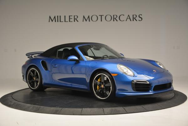 Used 2014 Porsche 911 Turbo S for sale Sold at Maserati of Westport in Westport CT 06880 16