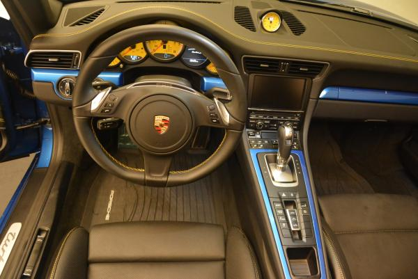 Used 2014 Porsche 911 Turbo S for sale Sold at Maserati of Westport in Westport CT 06880 19