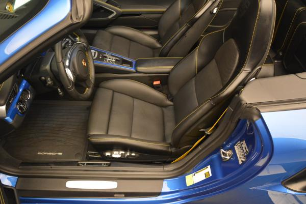 Used 2014 Porsche 911 Turbo S for sale Sold at Maserati of Westport in Westport CT 06880 20