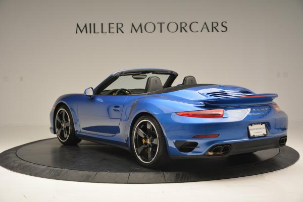 Used 2014 Porsche 911 Turbo S for sale Sold at Maserati of Westport in Westport CT 06880 5