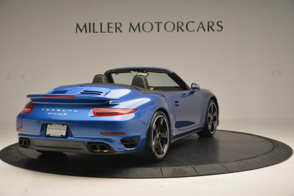 Used 2014 Porsche 911 Turbo S for sale Sold at Maserati of Westport in Westport CT 06880 7
