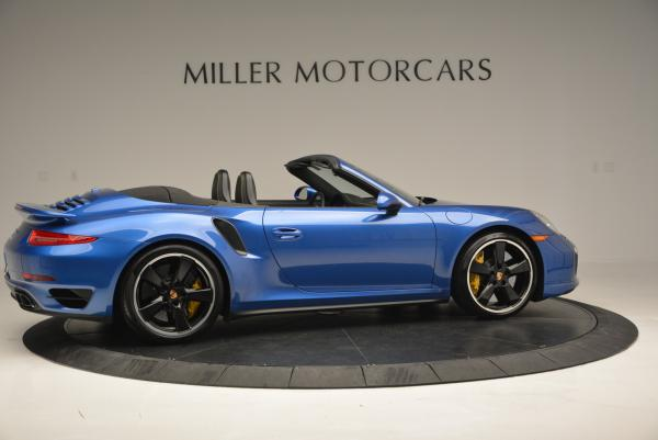 Used 2014 Porsche 911 Turbo S for sale Sold at Maserati of Westport in Westport CT 06880 9