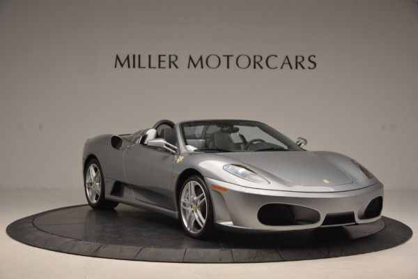 Used 2007 Ferrari F430 Spider for sale Sold at Maserati of Westport in Westport CT 06880 11