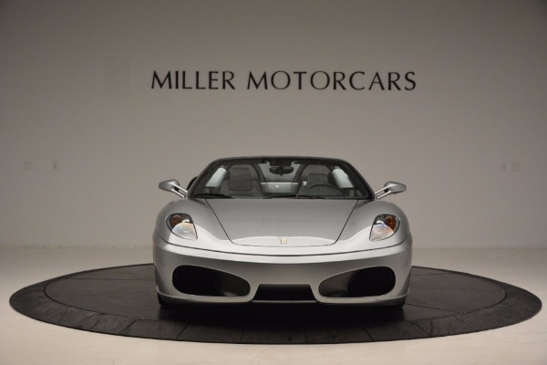 Used 2007 Ferrari F430 Spider for sale Sold at Maserati of Westport in Westport CT 06880 12