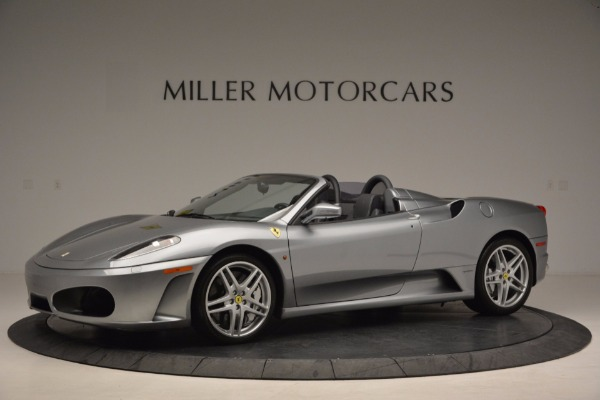 Used 2007 Ferrari F430 Spider for sale Sold at Maserati of Westport in Westport CT 06880 2