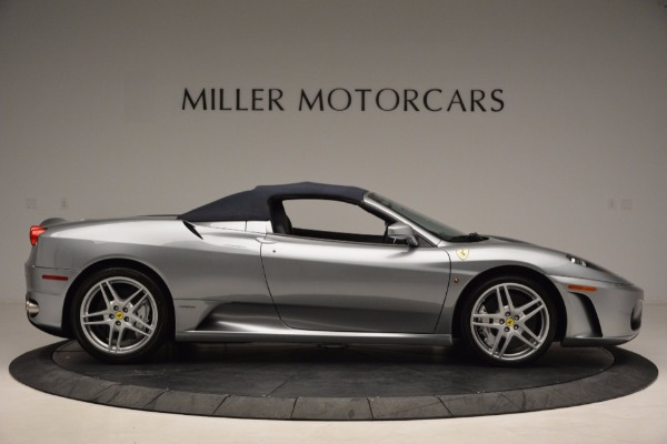 Used 2007 Ferrari F430 Spider for sale Sold at Maserati of Westport in Westport CT 06880 21