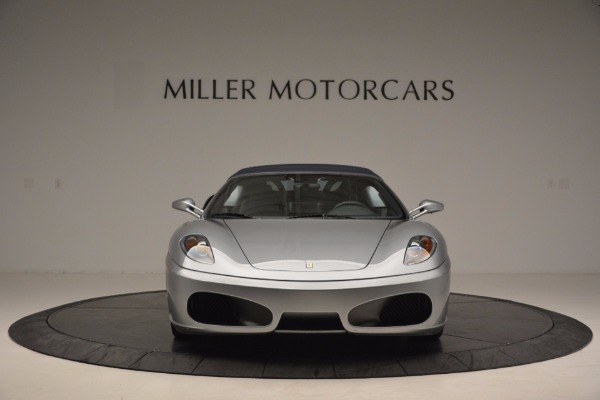Used 2007 Ferrari F430 Spider for sale Sold at Maserati of Westport in Westport CT 06880 24