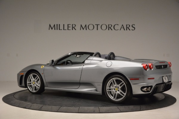 Used 2007 Ferrari F430 Spider for sale Sold at Maserati of Westport in Westport CT 06880 4
