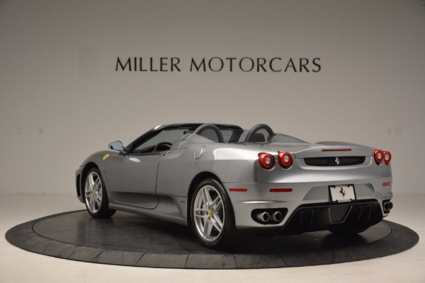 Used 2007 Ferrari F430 Spider for sale Sold at Maserati of Westport in Westport CT 06880 5
