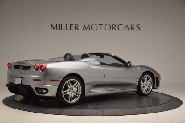 Used 2007 Ferrari F430 Spider for sale Sold at Maserati of Westport in Westport CT 06880 8