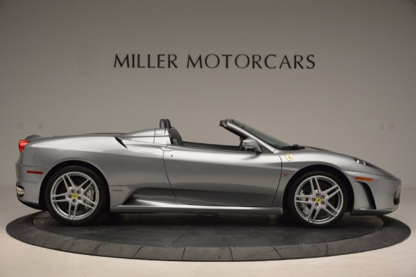 Used 2007 Ferrari F430 Spider for sale Sold at Maserati of Westport in Westport CT 06880 9