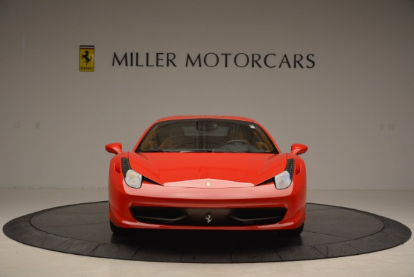 Used 2011 Ferrari 458 Italia for sale Sold at Maserati of Westport in Westport CT 06880 12