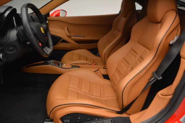 Used 2011 Ferrari 458 Italia for sale Sold at Maserati of Westport in Westport CT 06880 14