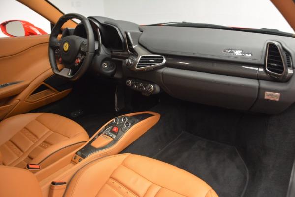 Used 2011 Ferrari 458 Italia for sale Sold at Maserati of Westport in Westport CT 06880 17