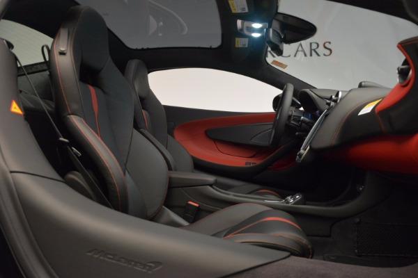 Used 2017 McLaren 570GT for sale Sold at Maserati of Westport in Westport CT 06880 20
