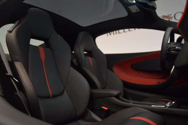 Used 2017 McLaren 570GT for sale Sold at Maserati of Westport in Westport CT 06880 21