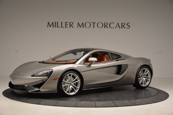 Used 2017 McLaren 570GT for sale Sold at Maserati of Westport in Westport CT 06880 2